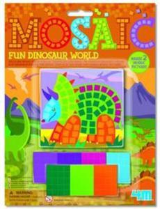Mini mozaika Dinozaur - 2857669195