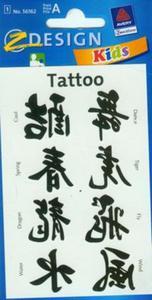 Sklep Tatuaże Chińskie Znaki