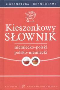Kieszonkowy słownik niemiecko-polski polsko-niemiecki - 2825658438