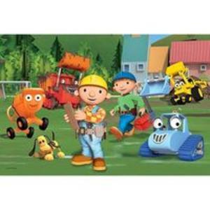 Puzzle Maxi 24 Bob Budowniczy Na boisku - 2857671008