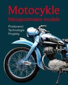 Motocykle Niezapomniane modele - 2857671594
