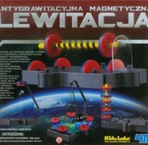 Antygrawitacyjna magnetyczna lewitacja - 2825808830