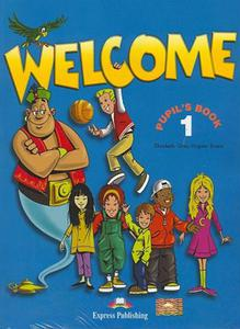 Welcome 1. Język angielski. Pupil - 2825658725