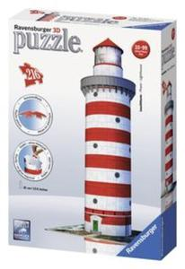 Puzzle 3D Latarnia morska 216 - 2825810224