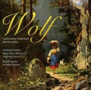 Wolf: Italienisches Liederbuch, Morike - Lieder - 2825810260
