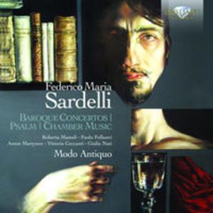 Sardelli: Baroque Concertos, Psalm, Chamber Music - 2825810313