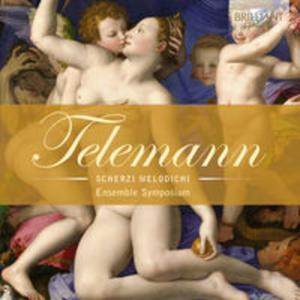 Telemann: 7 Scherzi Melodichi - 2825810324