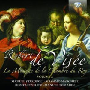 De Visee: La Musique de la Chambre du Roy - 2825810333