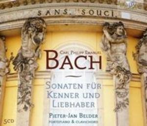 C. P. E. Bach: Sonaten Fur Kenner Und Liebhaber - 2825810344