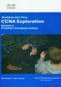 Akademia sieci Cisco CCNA Exploration Semestr 2 z płytą CD - 2857675649