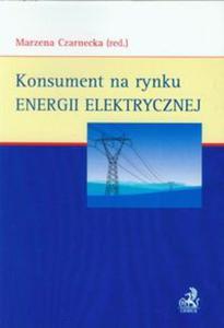 Konsument na rynku energii elektrycznej - 2857676826