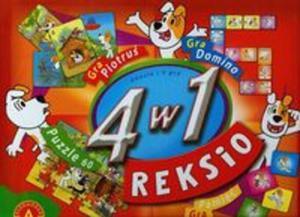 4 w 1 Reksio - 2857678745