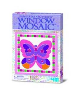 Mini mozaika okienna Motyl - 2857678816