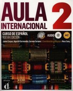 Aula internacional 2 Curso de Espanol + CD - 2825814541