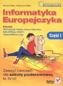 Informatyka Europejczyka 4-6 Zeszyt ćwiczeń Część 1 - 2825659088