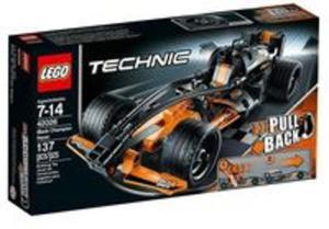 Lego Technic Czarny zdobywca dróg - 2857679875