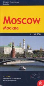 Moskwa mapa 1:36 500 - 2857680474