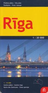 Ryga mapa 1:20 000 - 2857680476