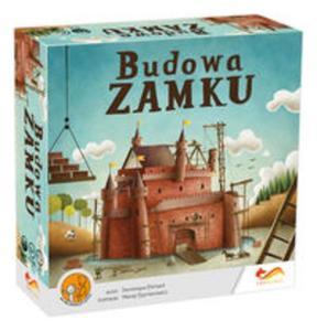 Budowa zamku Gra planszowa - 2857680640