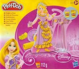 Play-Doh Zestaw projektantki Disney - 2857682581