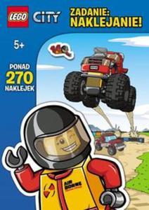 LEGO City Zadanie: naklejanie! - 2825818315