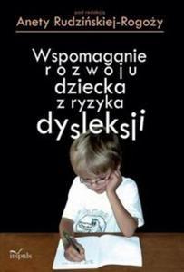 Logopedia Wspomaganie rozwoju dziecka z ryzyka dysleksji - 2825818329