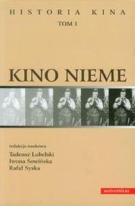 Kino nieme Historia kina tom 1 - 2857684362
