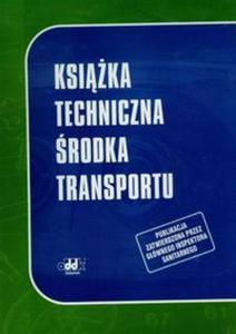 Książka techniczna środka transportu - 2857684609