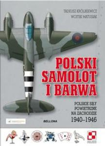 Polski samolot i barwa - 2857685342