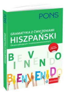 Gramatyka z ćwiczeniami - hiszpański - 2857685357