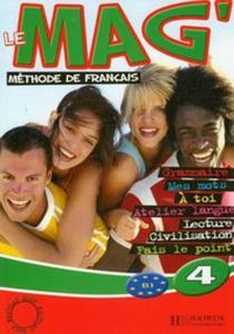Le Mag 4 Książka ucznia - 2825659632