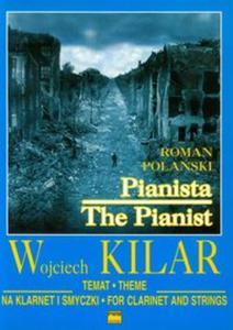 Temat z filmu Pianista na klarnet i smyczki - 2825822139