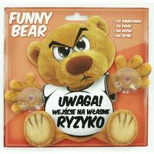 Funny Bear - Wal Śmiało! Zbieram Na Nowy - 2857686716