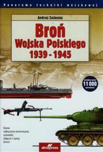 Broń Wojska Polskiego 1939-1945 - 2857688135