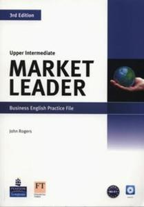 Market Leader Upper Intermediate Business English Practice File + CD - 2825823993