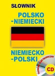 Słownik polsko-niemiecki ? niemiecko-polski + CD (wersja elektroniczna) - 2825824390