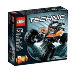 Lego Technic Mały samochód terenowy - 2825825102