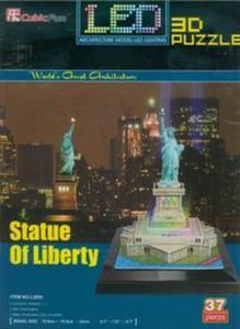 Puzzle 3D Led Statua Wolności - 2825826168