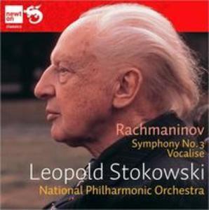 Symphony No. 3 / Vocalise - 2857690802