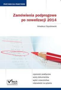 Zamówienia podprogowe poi nowelizacji 2014 - 2857691411