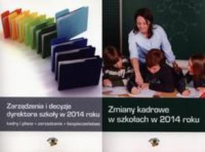 Zarządzenia i decyzje dyrektora szkoły w 2014 roku / Zmiany kadrowe w szkołach w 2014 roku - 2857692084