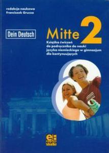 Mitte 2 Książka ćwiczeń - 2825660037