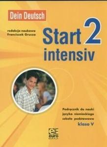 Start intensiv 2 Podręcznik - 2825660042