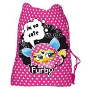 Worek na obuwie Furby - 2825829516