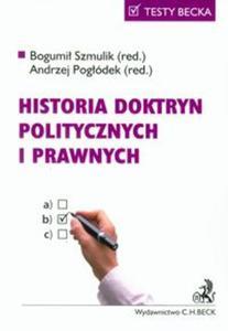 Historia doktryn politycznych i prawnych - 2825831114