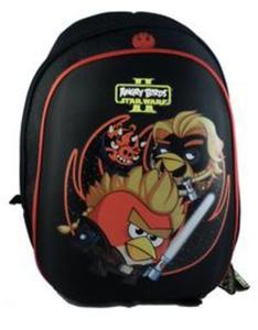 Plecak szkolny usztywniany Angry birds Star Wars - 2857695631