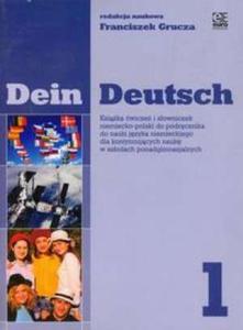 Dein Deutsch 1 Książka ćwiczeń - 2825660358