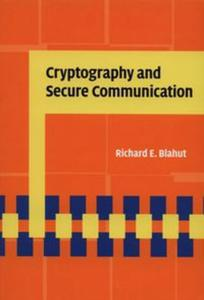 Cryptography and Secure Communication - 2856868766