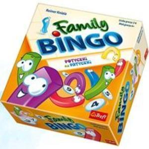 Family Bingo - 2857698118