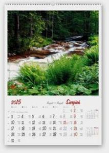 Kalendarz 2015 RW Lasy polskie - 2825833921